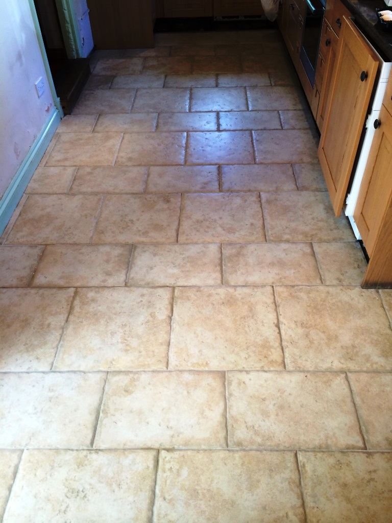 Dealing with very dirty porcelain hallway tiles stone cleaning porcelain tile salisbury after cleaning dailygadgetfo Image collections
